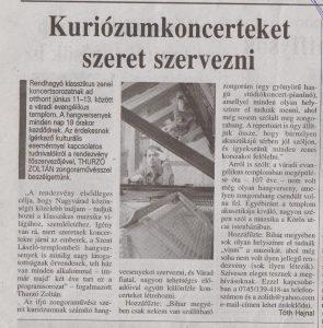 2010. június 11., péntek, Reggeli Újság, 6.oldal