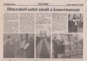2010. október 19., kedd, Reggeli Újság, 6.oldal